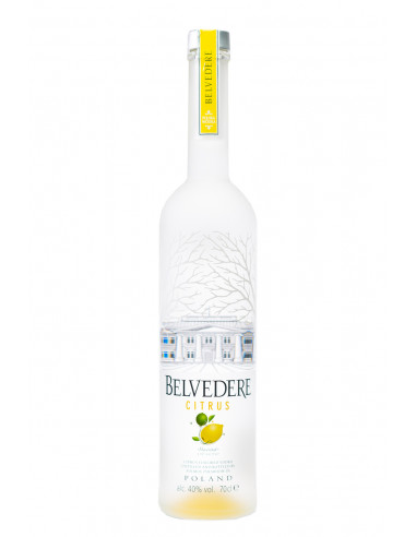Belvedere Citrus Vodka 700ml