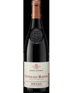 Delas Freres Saint Esprit Côtes-du-Rhône Rouge 2017