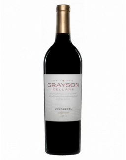 Grayson Cellars Oak Aged Zinfandel 2017