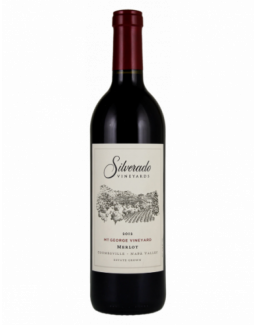 Silverado Vineyards Estate Grown Merlot 2013