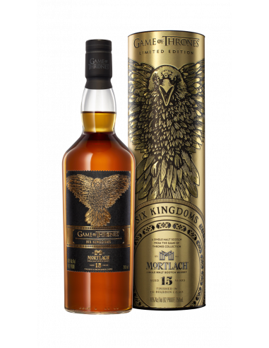 MORTLACH 15 YEARS GAME OF THRONES SIX...