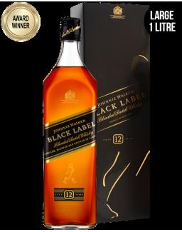 Johnnie Walker Black Label 1.0L